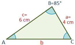Teorema de pitagoras formulas seno coseno