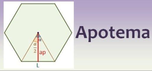 Apotema