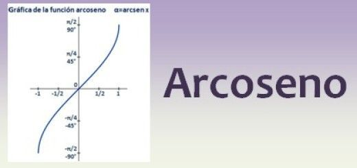 Arcoseno
