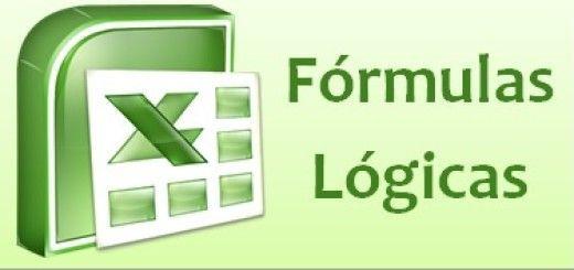 Fórmulas lógicas del Excel