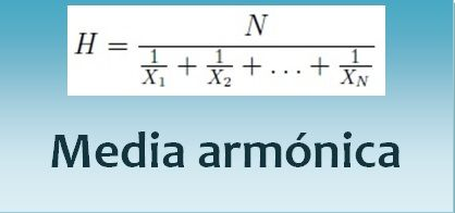Media armónica