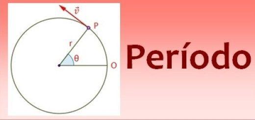 Período en el movimiento circular