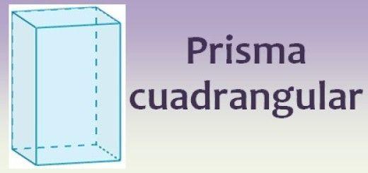 Prisma cuadrangular