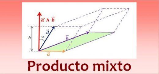 Producto mixto