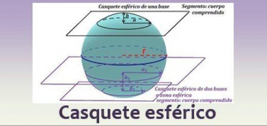 Casquete esférico