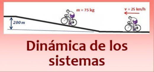 Dinámica de los sistemas