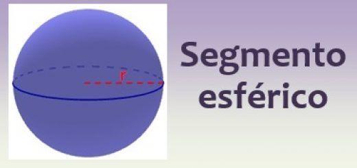 Segmento esférico