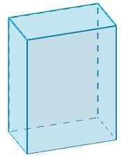 prisma rectangular ortoedro