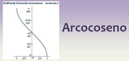 Arcocoseno