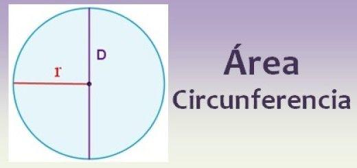 Área de la circunferencia