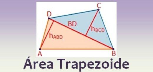 Área del trapezoide