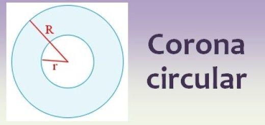 Corona circular