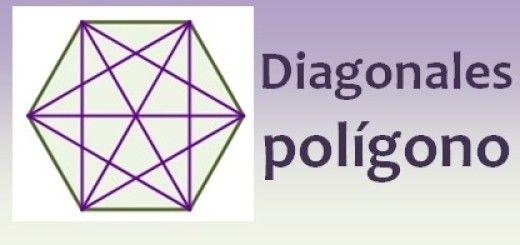 Diagonales del polígono