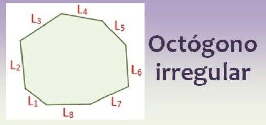 Octógono irregular