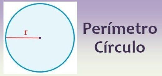 Perímetro del círculo