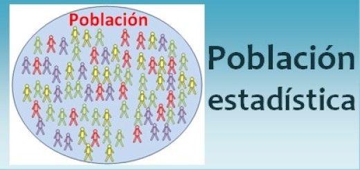 Población estadística