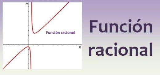 Función racional