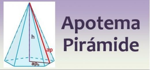 Apotema de la pirámide