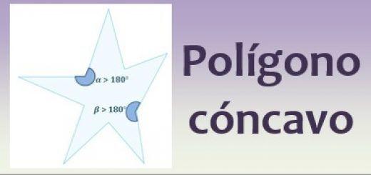 Polígono cóncavo