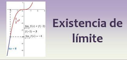 Existencia de límite
