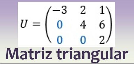 Matriz triangular